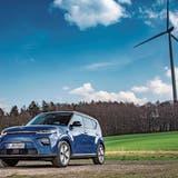 Umweltfreundlich soll er sein, der neue Kia eSoul. Bild: Kia Motors