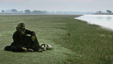 Der fromme Pilger Gogha Sain sucht den Weg zu Gott über den inneren Frieden. (Bild: PD)
