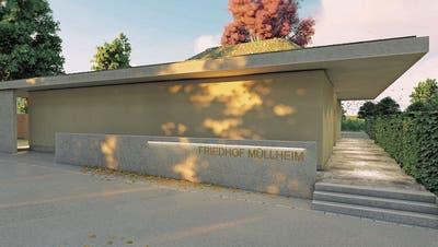 Ganz im Sinne de Gaulles: Die Müllheimer Stimmbürger sagen Ja zum neuen Friedhofsgebäude