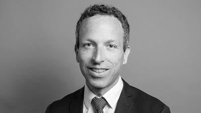 Im Zug nach oben: Vincent Ducrot, neuer SBB-Chef. (Moritz Hager, EQ IMAGES)