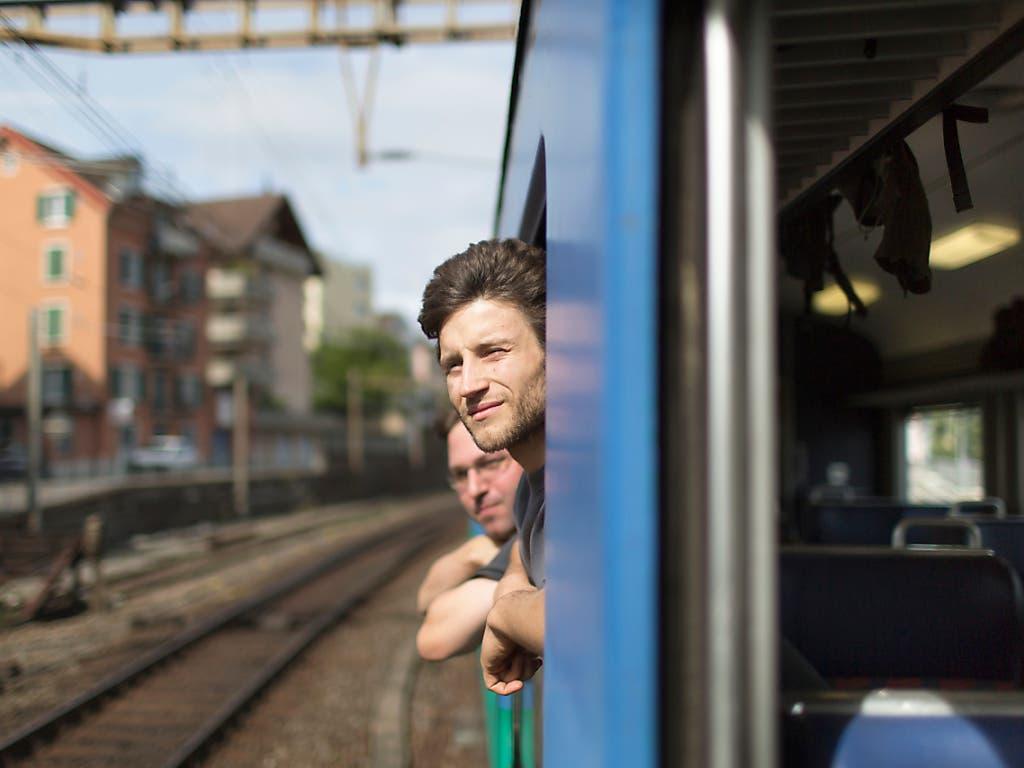 Schweizerinnen und Schweizer bleiben unangefochtene Europameister im Zugfahren.