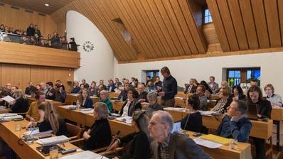 Daniel Kehl, Präsident der SP/Juso/PFG-Fraktion: «Das Textilmuseum ist wichtig fürs historische Bewusstsein.» (Bild: Lisa Jenny)