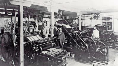 Der W&O ist 150 Jahre alt. Am 11. Dezember 1869 erhielt das Werdenberg eine eigene Zeitung