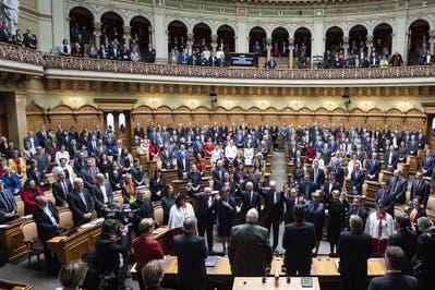 Die Bundesratswahlen 2019: Grünescheitern, Keller-Sutter erhält Denkzettel und Amherd fährt Rekord-Resultat ein