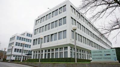 Glencore lud am Mittwoch zu einer Medienpräsentation am Baarer Hauptsitz.