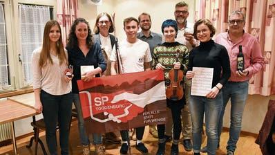 Nominationsversammlung: Die SP Toggenburg hat einen dritten Ratssitz im Visier