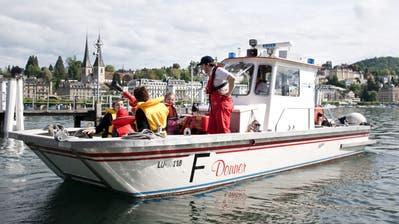 Luzerner Feuerwehr hat sich verrechnet – neues Löschboot kostet deutlich mehr
