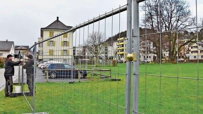 Schwermetall im Sandkasten: Boden unter Uzwiler Spielplatz ist mit Schadstoffen belastet