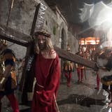 Prozessionen in Mendrisio gelten als Unesco-Kulturerbe