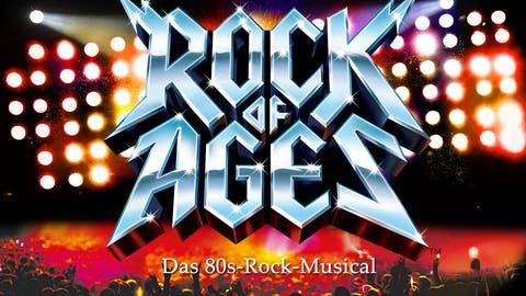 Tickets für das Musical «Rock of Ages» zu gewinnen