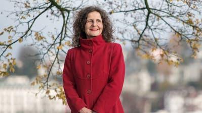 Studienautorin Claudia Meier Magistretti beim Inseli. (Bild: Pius Amrein (Luzern, 27. November 2019))