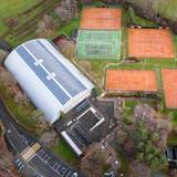 Die Migros zieht sich aus der Polysportiv- und Tennisanlage Gründenmoos zurück. (Michel Canonica)