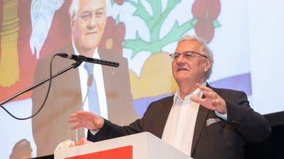 Die Ära Thomas Müller geht zu Ende: So verabschiedet Rorschach seinen Stadtpräsidenten