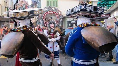 Ausstellung zum Silvesterchlausen im Alten Zeughaus Herisau
