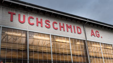 Die Frauenfelder Tuchschmid AG hat die Bilanz deponiert. 100 Personen verlieren ihre Arbeit. ((Bild: Andrea Stalder))