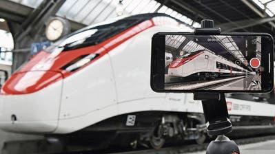 Die neuen Giruno-Züge: Stresstest für Fahrgäste.