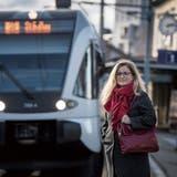 «Der Zug ist wohl abgefahren»: Maria Pappaärgert sich über den ungenügenden Takt der S-Bahn