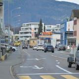 Diepoldsau befürchtet massiven Mehrverkehr wegen der Mautbefreiung auf der Vorarlberger Autobahn A14. (Hanspeter Schiess)