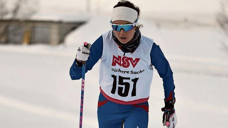 Von Ski alpin zu Ski nordisch: Diese Umsteigerin hat grosses Potenzial