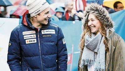Die Nidwaldnerin Alina Odermatt träumt vom «Ski-Duo Odermatt»