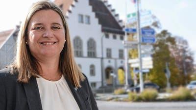 Die einzige offizielle Kandidatin: Am 9. Februar wird Nadja Stricker voraussichtlich zur ersten Hinterthurgauer Gemeindepräsidentin gewählt werden. ((Bild: ZVG))