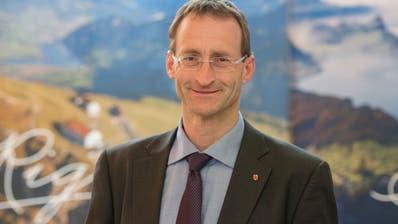 Rene Bünter (Urs Flueeler, KEYSTONE)