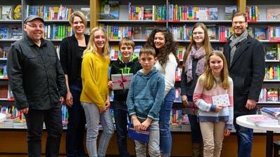 Das sind die Sieger des diesjährigen Klub der jungen Dichter