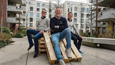 Baarer Logistik-Startup Pickwingsauf der Erfolgsspur,Uniskat aus Cham muss hingegen aufgeben