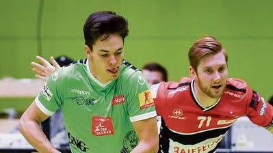 Der Unihockeyclub Waldkirch-St.Gallen ist auf Playoffkurs: Topskorer Michael Schiess geht voran