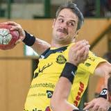 St.Otmars Spielertrainer Bo Spellerberg