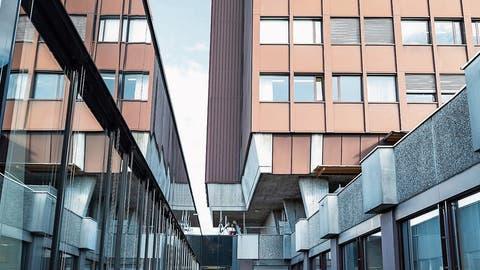 Das Luzerner Kantonsspital wird in eine neue Rechtsform überführt. (Bild: Patrick Hürlimann (18. November 2019))