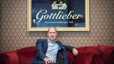 «Wir wollen profitabel klein bleiben»: Dieter Bachmann, Chef und Mitinhaber der Gottlieber Spezialitäten AG. (Bild: Reto Martin)