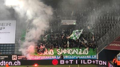 Scharmützel zwischen Fans nach FCL-Match – Polizei setzt Tränengas und Gummischrot ein