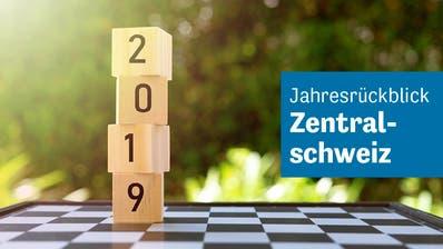 Das bewegte die Zentralschweiz 2019