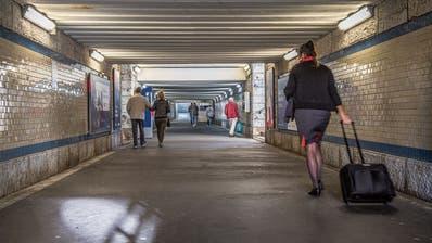 Die CVP lanciert eine Initiative für eine zusätzliche Fuss- und Veloquerung am Bahnhof Gossau