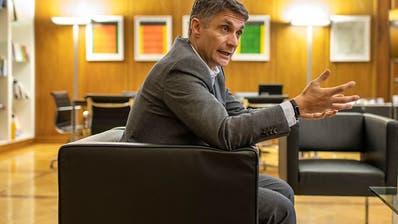 Axa-Schweiz-Chef rechnet im Vorsorgegeschäft mit starkem Wachstum