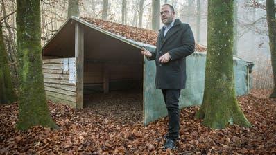 «Der Wald soll nicht möbliert werden»: Primarschulgemeinde Gachnang ist wegen Bauten im Wald unter Beschuss