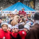 Simon Biegger, OK-Chef Frauenfelder Weihnachtsmarkt. ((Bild: PD))