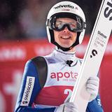 Die WM-Bronzemedaille kann auch eine Last sein: Killian Peier. (Matthias Schrader/Keystone)