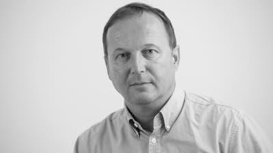 Daniel Wirth, Leiter Stadtredaktion. (Ralph Ribi)