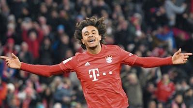 Wunderjoker entzückt die Bayern