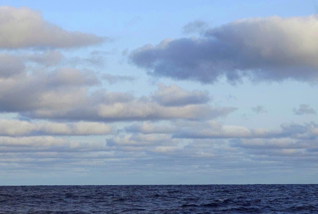 2300 Seemeilen offener Atlantik liegen vor Vreni und Christian Perret.