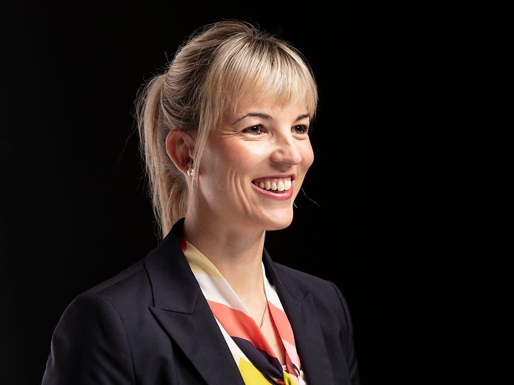 Die Thurgauer Nationalrätin Diana Gutjahr wäre die erste Frau an der Spitze des SGV.