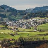 Vier Dörfer, eine Gemeinde: In Mosnang herrscht ein besonderer Dorfgeist. (Bild: PD)