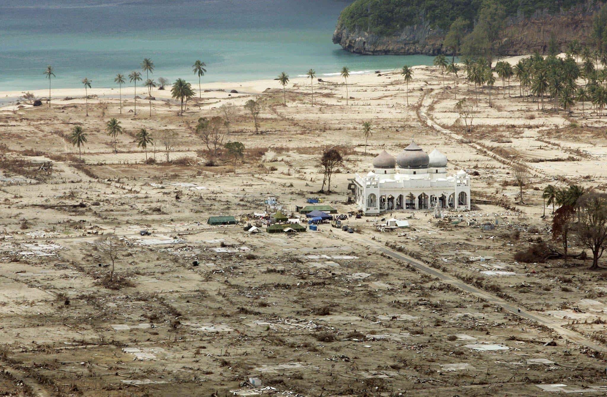 Am 26. Dezember 2004 hat ein Tsunami in bisher nicht gekannter Grösse und Stärke fast 250'000 Menschen in den Tod gerissen.