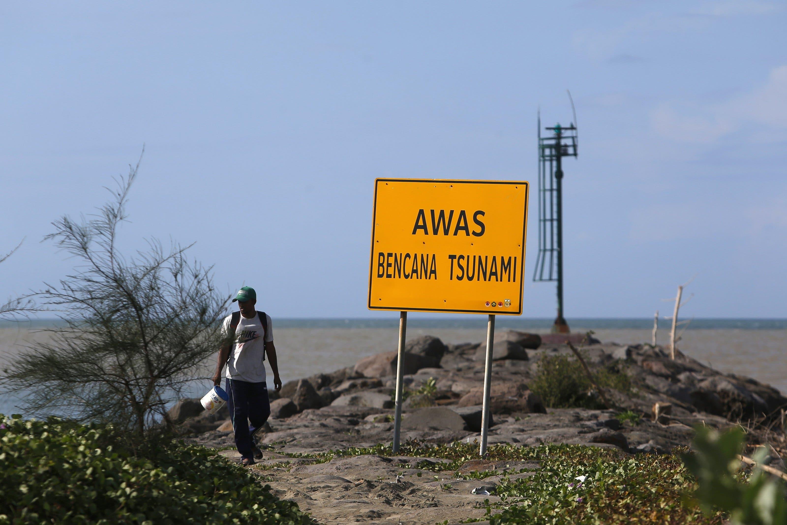 Das Leben in Banda Aceh auf Indonesien 15 Jahre nach dem Tsunami. (Bild: Keystone)
