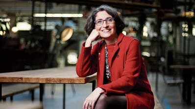 Zugs erste Nationalrätin zu sein, ist für Manuela Weichelt «eine grosse Ehre»