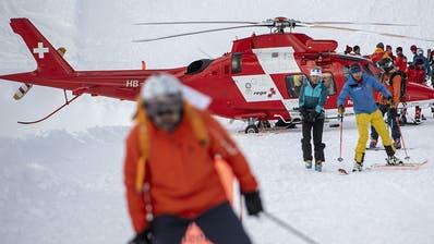 Nach Lawinenniedergang am Oberalp stehen zwei Fragen im Zentrum