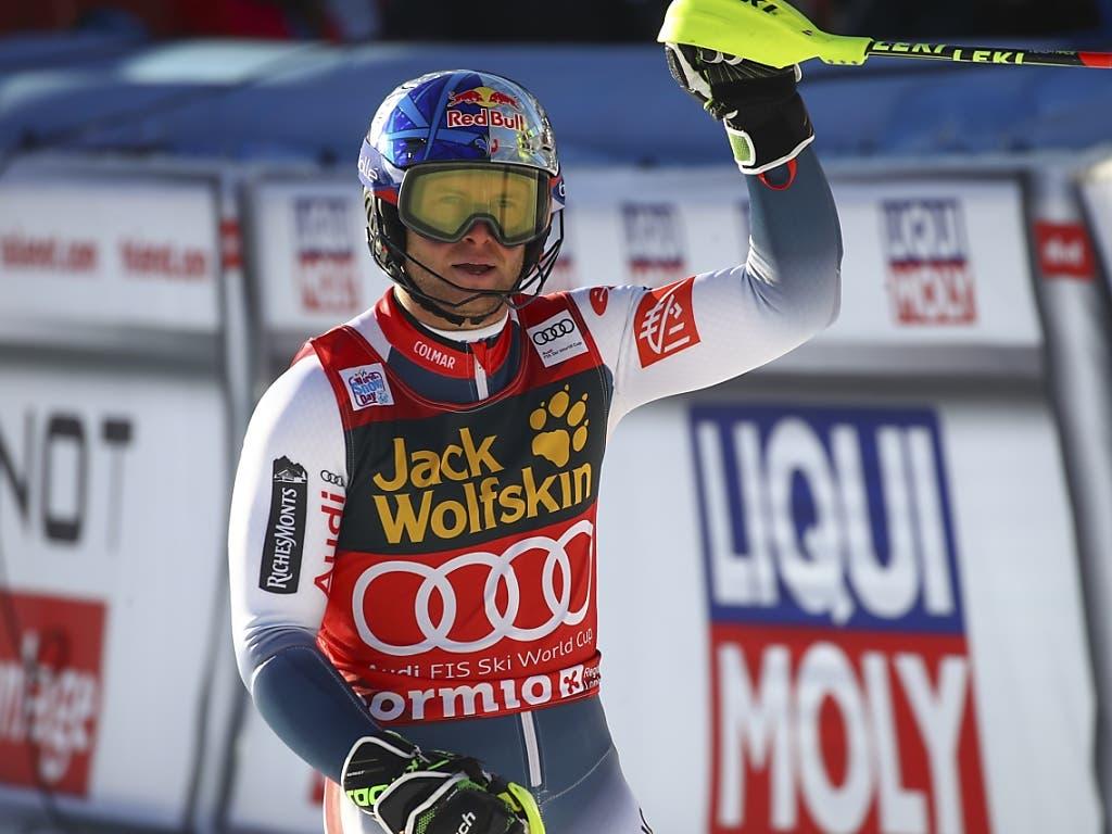 Alexis Pinturault triumphiert zum neunten Mal in der Kombination