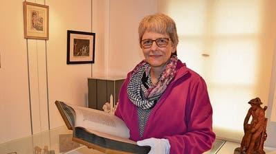 Die Obwaldner Museumsleiterin konserviert die Vergangenheit